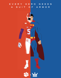 Suit of Armor x Superman