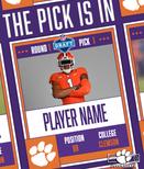 Pick is In