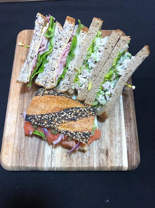 Premium Sandwiches $6.50pp