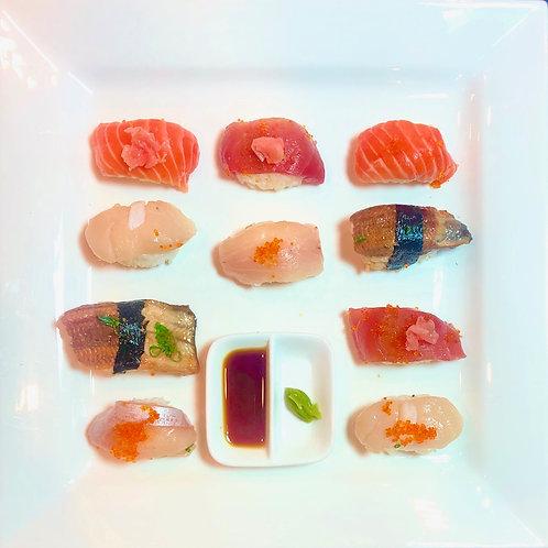Sushi and Sashimi $12.50pp