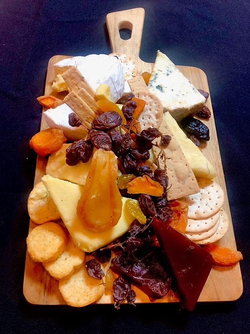 Cheese Board $12.50pp