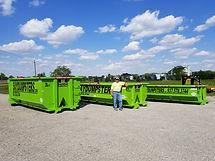 Dumpster Drop Off