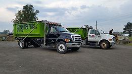 Say Dumpster Trucks
