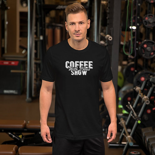 Coffee with Chris Basic Tee