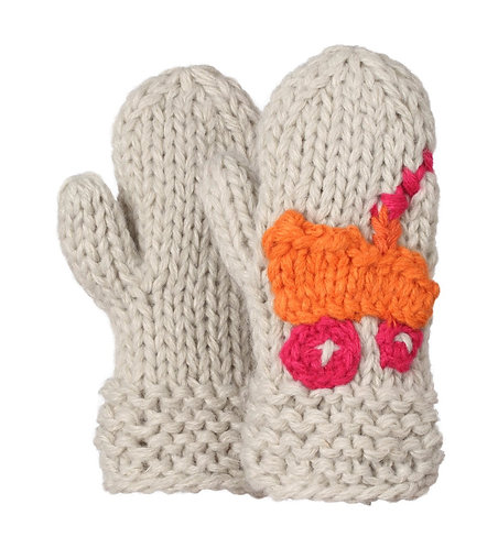 Puffer Mitts