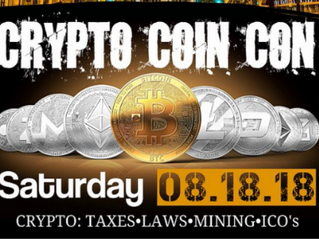 Don't Miss CryptoCoinCon This Weekend In Valley Forge, PA!