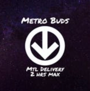 Metro Buds Montreal Cannabis Delivery Service