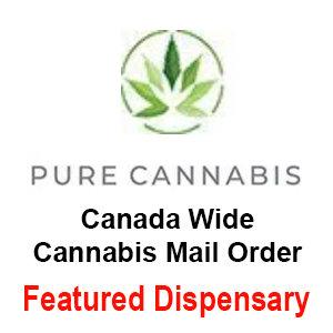 Pure Cannabis  - Marijuana Mail Order Service & Online Dispensary