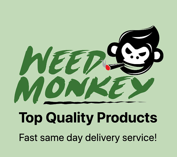 Weed Monkey Cannabis Delivery Service - Toronto