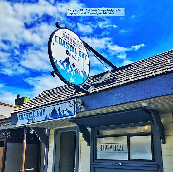 Coastal Bay Cannabis Dispensary - Gibsons, BC
