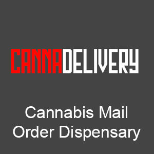 CannaDelivery - Cannabis Mail Order Service