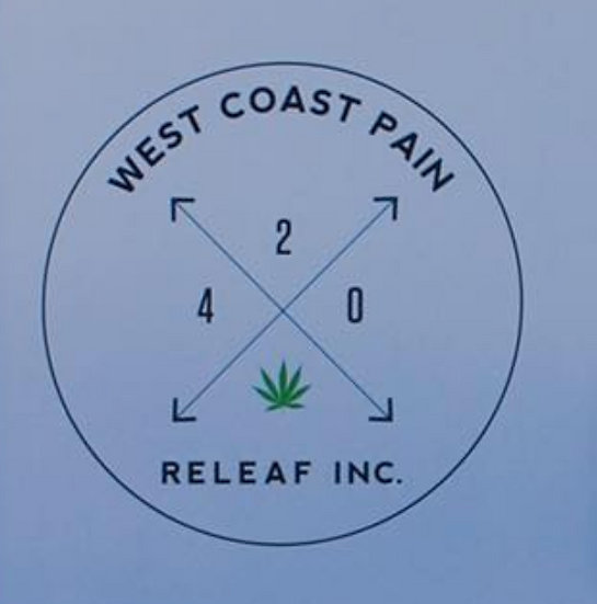 West Coast Pain Relief Cannabis Dispensary - Powell River, BC