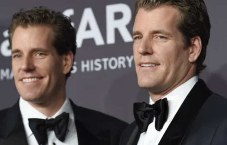 The Winklevoss twins start their own cryptocurrency