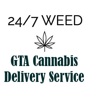 24/7 Weed - GTA Cannabis Delivery & Mail Order Service