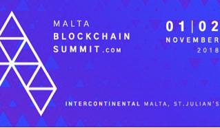 Industry Giants Inbound For Malta Blockchain Summit