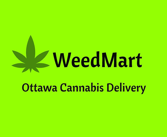 WeedMart Ottawa Cannabis Delivery Service