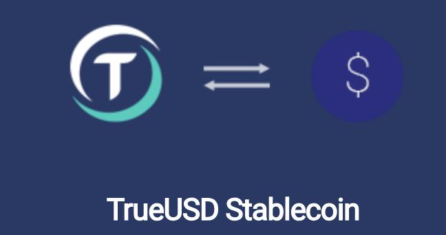 Binance Lists TrueUSD - Stable Coin