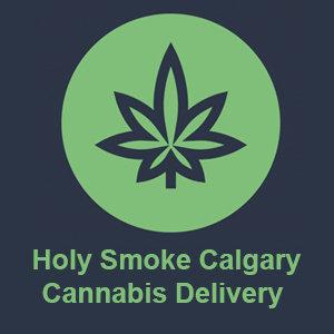 Holy Smoke Calgary Cannabis Delivery Service