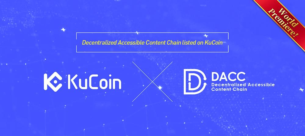 DACC now on Kucoin