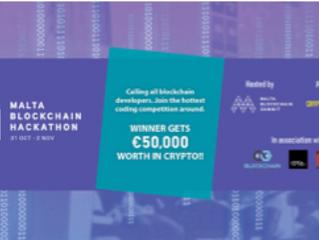 Malta Blockchain Hackathon 2018