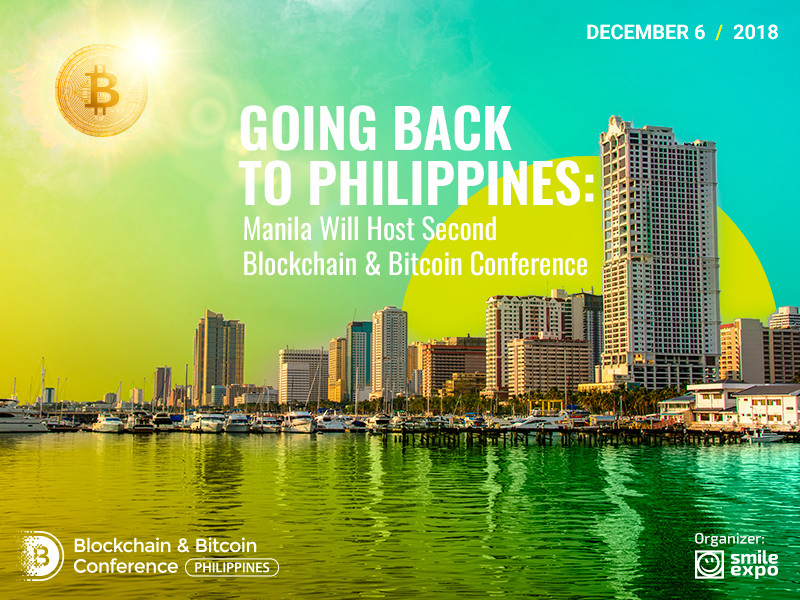 Blockchain and bitcoin conference philippines