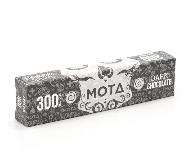 Dark Chocolate Cannabis Bar 300mg THC (Mota)