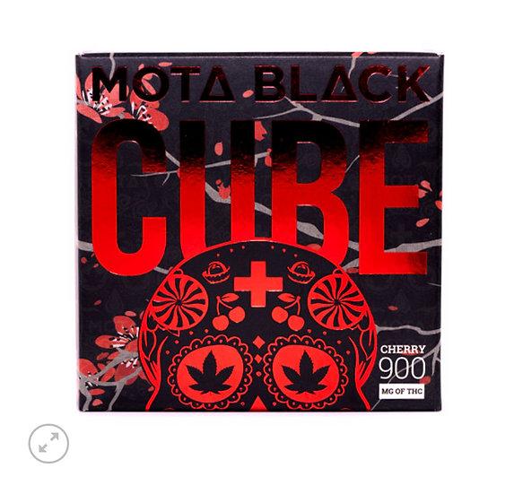 Black Cherry 900mg THC Cannabis Chocolate Cube (Mota)