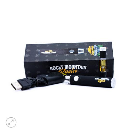 Rosin Vape Pen Kit (Rocky Mountain Rosin)