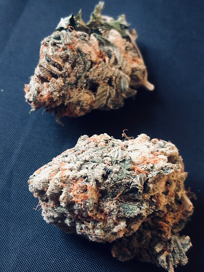 Shishkaberry Cannabis Strain