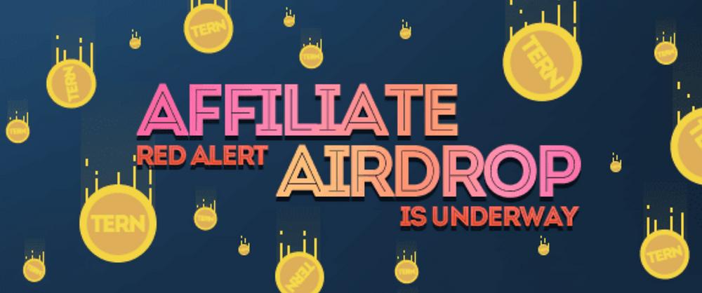 Tern 50,000 Affiliate Airdrop