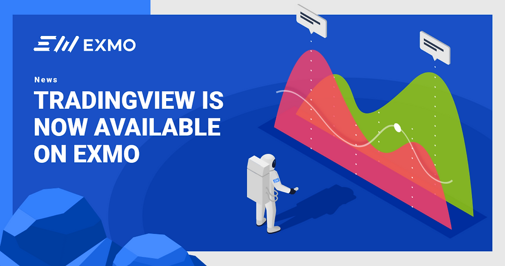 TradingView Is Now Available On EXMO