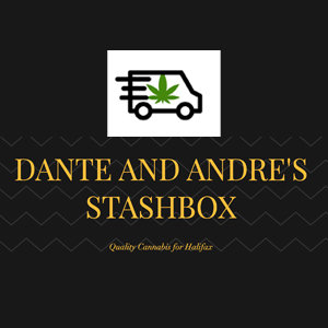 Dante And Andre's Stashbox - Halifax cannabis delivery service