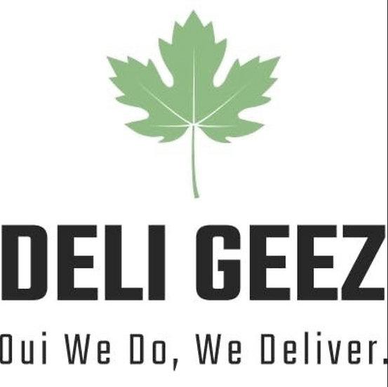Deli Geez Montreal Cannabis Delivery Service