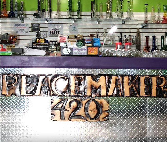 Peacemaker 420 Cannabis Dispensary & Mail Order - Deseronto, ON
