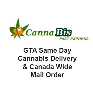 Canna Bis Fast Express - GTA Cannabis Delivery Service