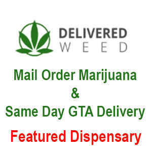 Delivered Weed - Online Mail Order Marijuana Dispensary & GTA Cannabis Delivery