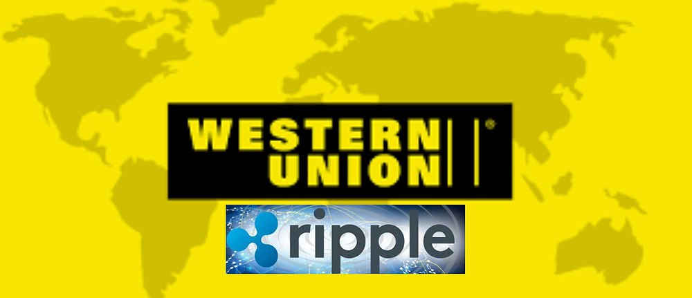 western union uses ripple