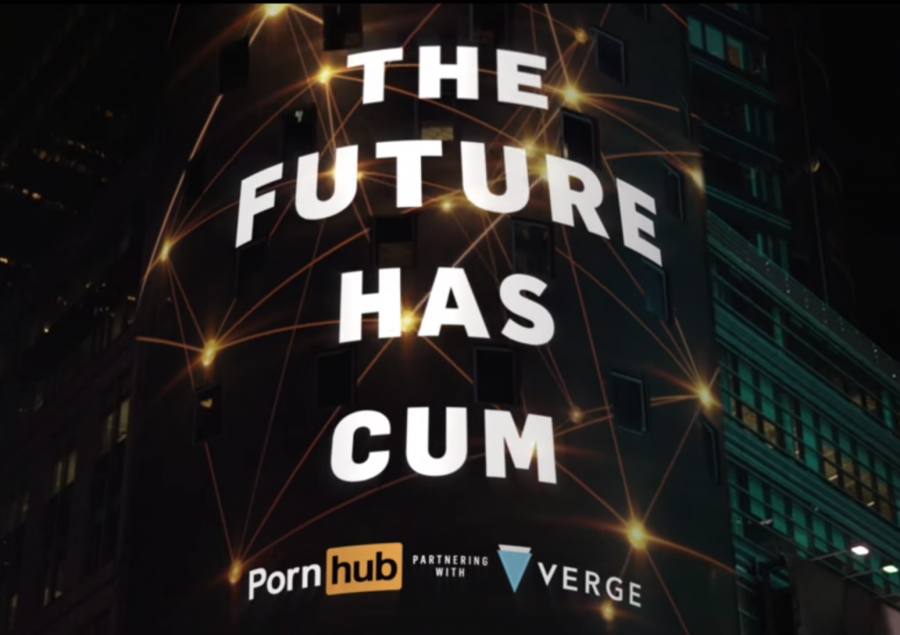 Pornhub Verge (XVG)