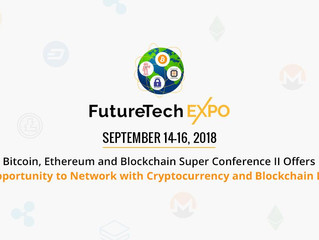 Bitcoin, Ethereum and Blockchain Super Conference II Offers Rare Opportunity to Network with Cryptoc