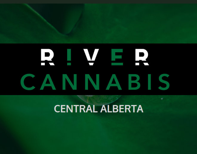 River Cannabis Dispensary - Red Deer, AB