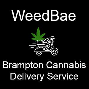 Weedbae - Brampton Cannabis Delivery Service
