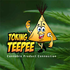 Toking Teepee - Online Cannabis Dispensary and Alderville Delivery Service