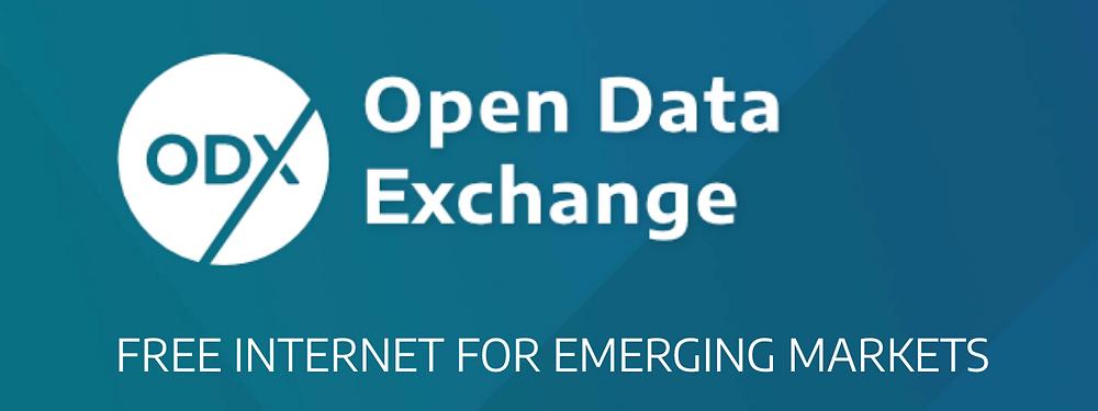 ODX - open data exchange - free internet