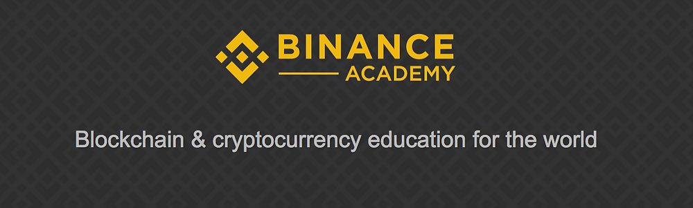 Binance Academy Launches In Beta