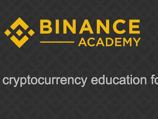 Binance Academy Beta Launch