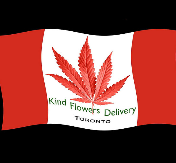 Kind Flowers Cannabis Delivery Service - Toronto