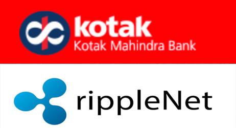 kotak mahindra bank joins ripplenet