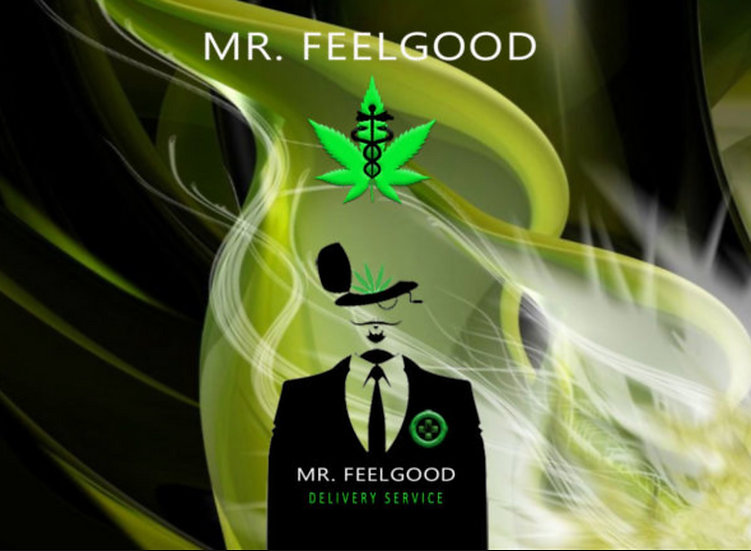 Mr Feelgood Cannabis Delivery Service - GTA