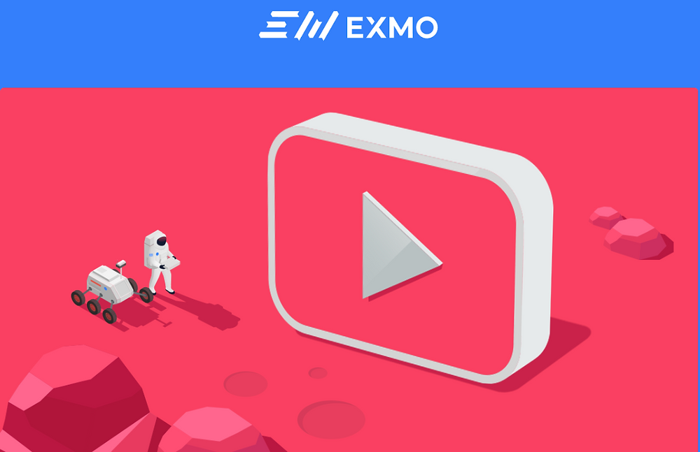 EXMO youtube contest win $1,500
