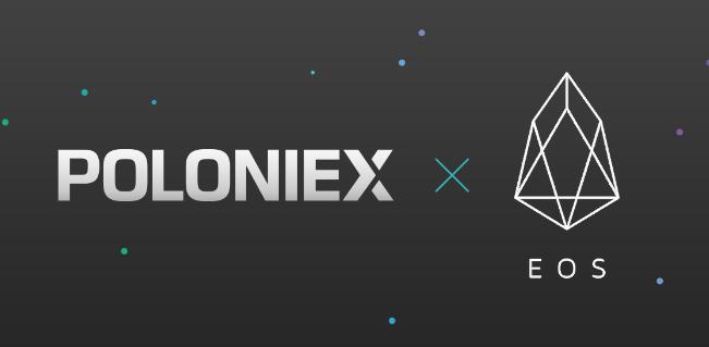 Poloniex adds EOS